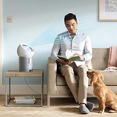 Dyson Pure Cool Me - Purificador de aire (925,2 m³/h, 59 dB, 8 h, Enfriamiento, Ventilador, 70°, 1,856 m): Amazon.es: Hogar