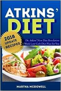 Dr. Atkins New Diet Revolution by Robert C. Atkins
