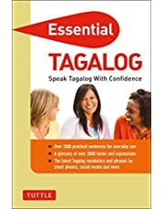 Essential Tagalog: Speak Tagalog with Confidence! (Tagalog Phrasebook & Dictionary)