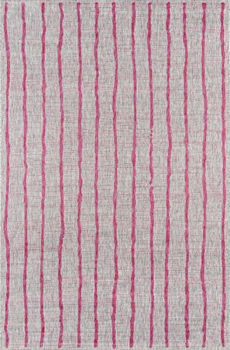 Momeni Abstract Rug (Novogratz Villa Collection Sicily Indoor/Outdoor Area Rug, 9'3