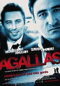Agallas [DVD]
