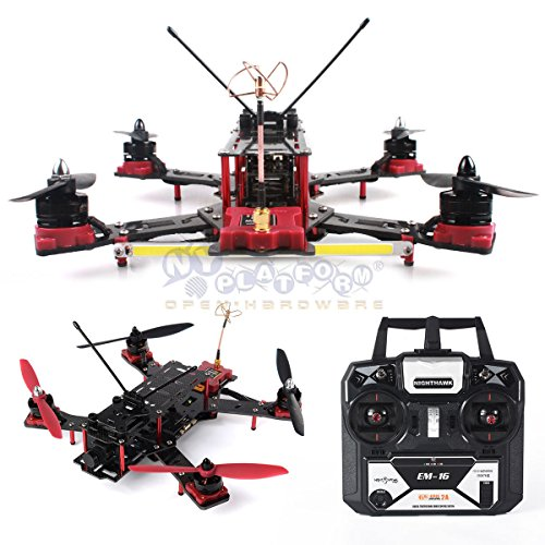 Eztronics Corp Emax Nighthawk Pro FPV Mini 280 Carbon Glass...