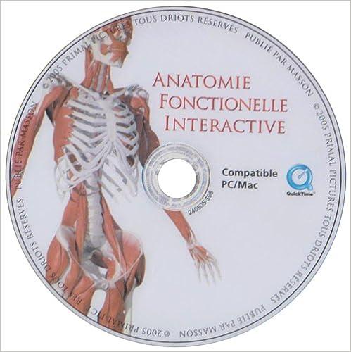 En ligne téléchargement CD ANATOMIE FONCTI INTERACTIVE pdf