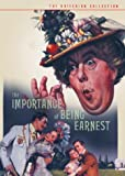 The Importance of Being Earnest (The Criterion Collection)