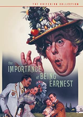 comedy of manners the importance of being earnest