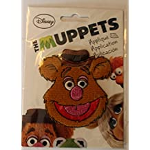 The Muppets Fozzie Bear Fabric Applique Patch by Disney