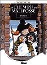 Les Chemins de Malefosse, tome 6 : Tschäggättä par Bardet