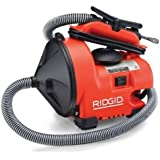 RIDGID 34963 K-30 AUTO-CLEAN Sink Machine with MAXCORE 50 1/4 Inch Inner Core Cable and AUTOFEED Control, Sink...