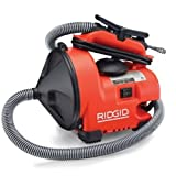 RIDGID 34963 K-30 AUTO-CLEAN Sink Machine with MAXCORE 50 1/4 Inch Inner Core Cable and AUTOFEED Control, Sink Drain Cleaner Machine and Bulb Drain Auger