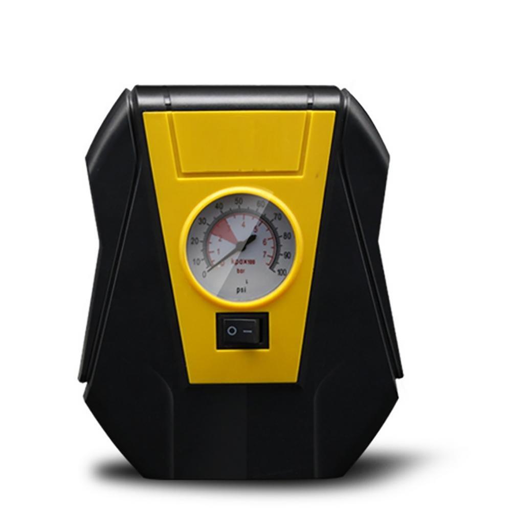 Amazon.com: RUIRUI Car inflatable pump with 12v electric portable ...