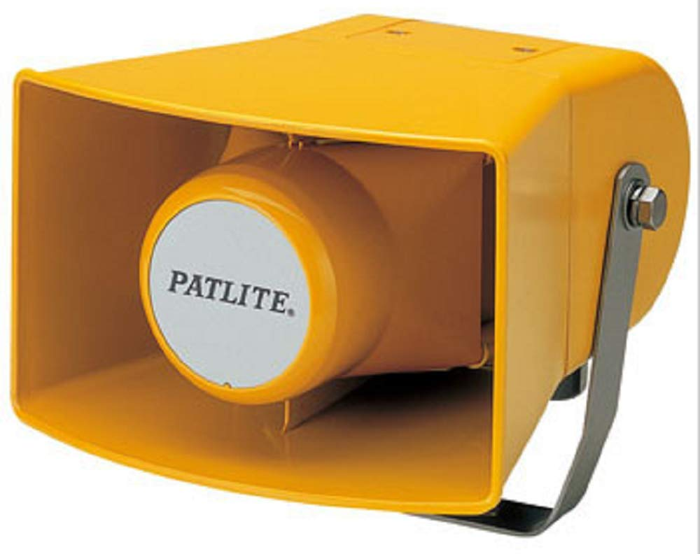 Patlite Corporation EW-24LS Horn, Type Electonic Sound Informer, EW Type by Patlite (Image #1)