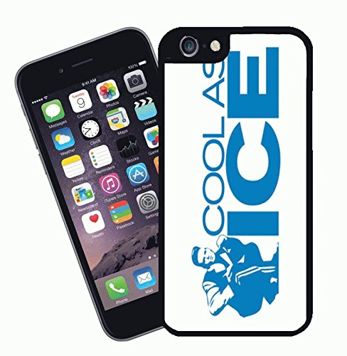 Cool as Ice - Vanilla Ice - This cover will fit Apple model iPhone 7 (not 7 plus) - By Eclipse Gift Ideas