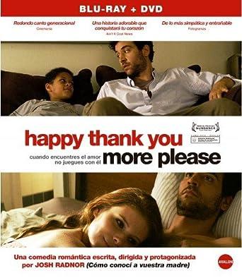 Amazon.com: Happythankyoumoreplease (Blu-Ray) (Import Movie ...