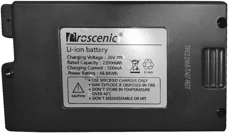 Proscenic P11 batterie