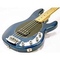 Music Man Stingray EX blue