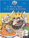 Le Roi des ogres et la purée de carottes par Lévy