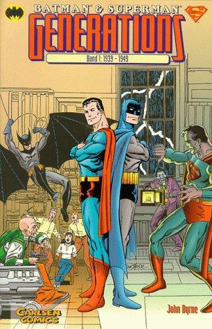 Batman & Superman, Generations, Bd.1, 1939-1949