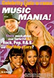 Music Mania!, Joe Hurley, 0439244099