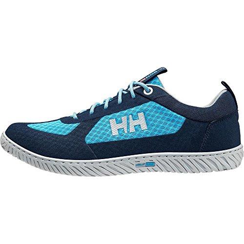 Helly Hansen WoMen W Santiago L.20 Boating Shoes Evening Blue/Aqua Blue