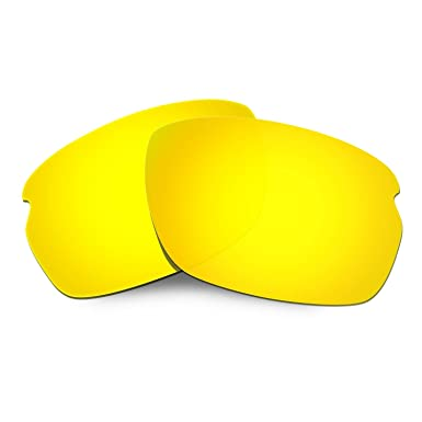 80144f749c9 Hkuco Mens Replacement Lenses For Oakley Carbon Shift Sunglasses 24K Gold  Polarized
