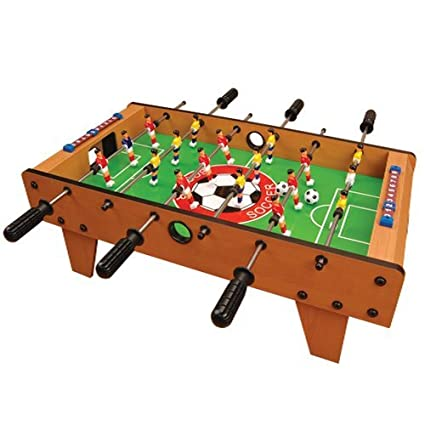 KIDS Wooden Foosball/ Football Game Table [#2035] SOCCER TABLE SOCCER SWEET