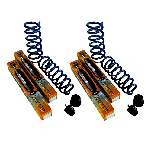 Ground Force 9864 Complete Suspension Lowering Kit