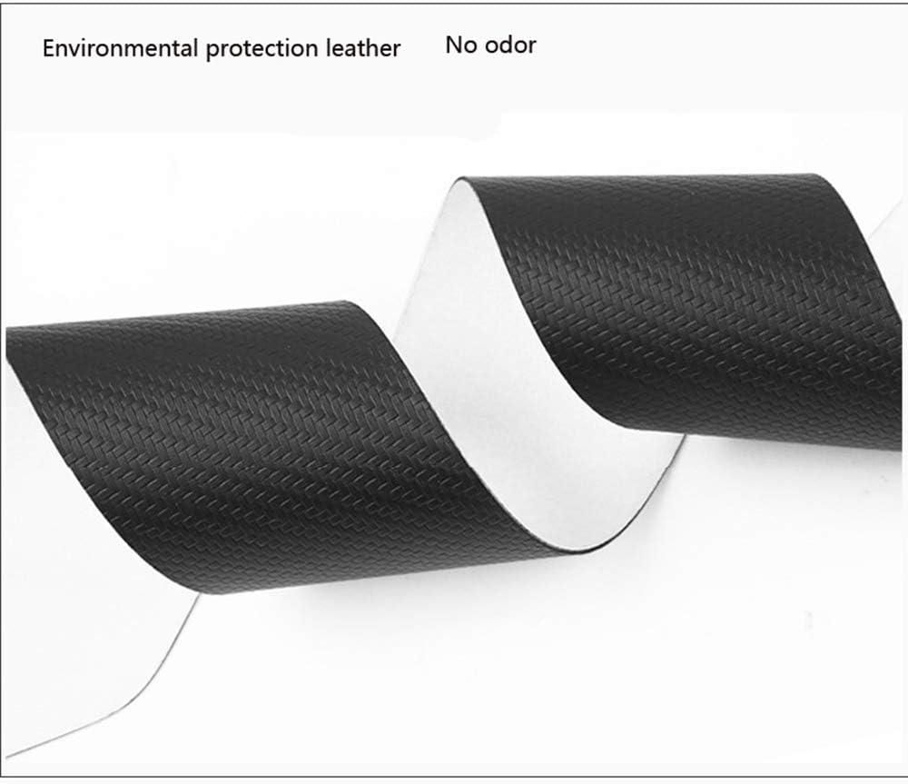 Fibre De Carbone Protection Seuil Arri/èRe R/éSistante Aux Rayures Pare-Chocs Arri/èRe De Coffre De Voiture Protecteur De Pare-Chocs Arri/èRe MWDDM Protection des Pare-Chocs pour C4
