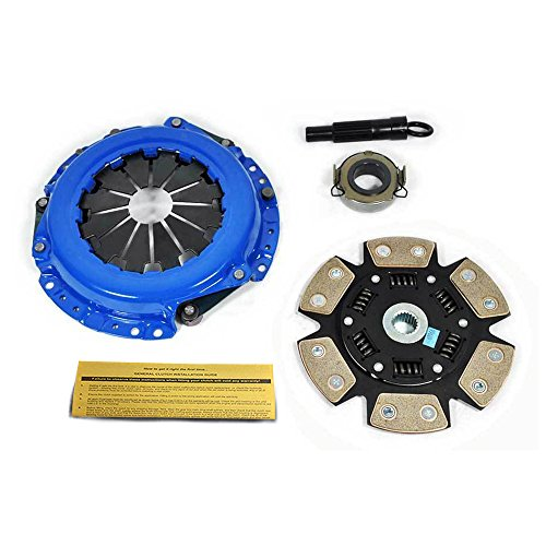 - EFT STAGE 3 CLUTCH KIT 1989-1991 TOYOTA COROLLA GT-S FWD 1.6L DOHC 4A-GE
