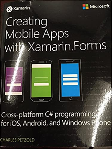 Creating-Mobile-Apps-with-XamarinForms