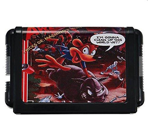 Taka Co 16 Bit Sega MD Game Awesome Possum Game Cartridge Newest 16 bit Game Card For Sega Mega Drive / Genesis System