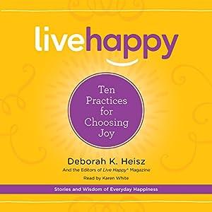 Live Happy Audiobook