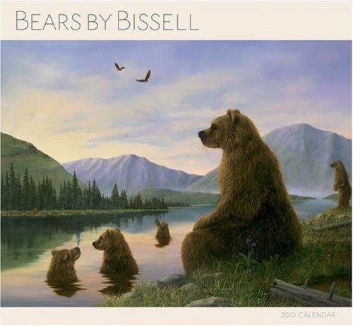 Bears by Bissell 2010 Calendar (2010 Bears Calendar)