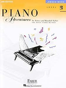 level 2b lesson book piano adventures. Black Bedroom Furniture Sets. Home Design Ideas