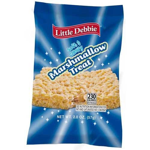 Little Debbie Vending Marshmallow Treats -- 96 per (Marshmallow Treats)