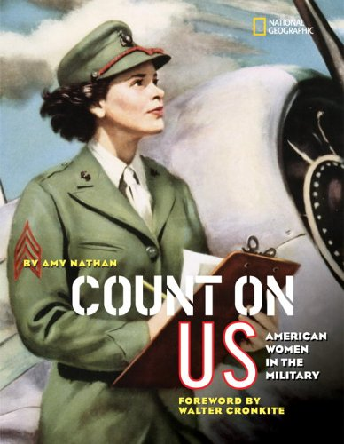 Read Online Count on Us: American Women in the Military PDF