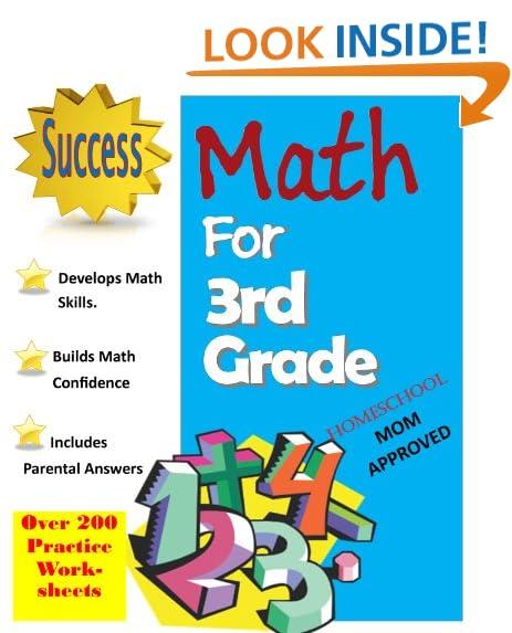 3rd Grade Math: Amazon.com