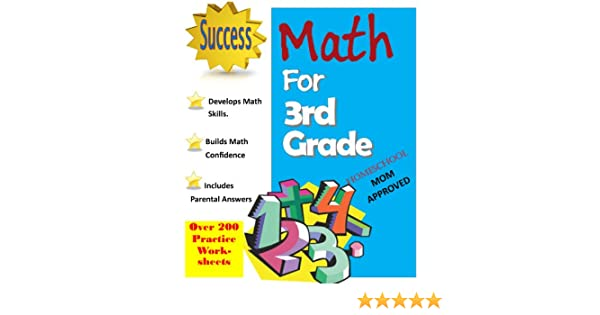 Amazon.com: Math For 3rd Grade for Homeschoolers - Over 200 ...