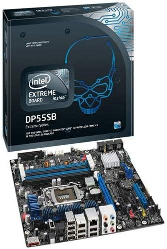 Intel DP55SB, 10 Pack - Placa Base (10 Pack, Intel, LGA 1156 (Socket H), Intel Core i5,Intel Core i7, 4,8 GT/s, 1333,1600 MHz, 16 GB): Amazon.es: Informática