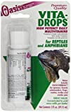 OASIS  #80268  Vita-Drops for Reptiles and Amphibians, 2-Ounce liquid multivitamins