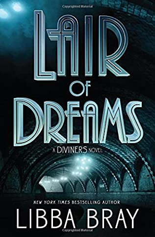 book cover of Lair of Dreams