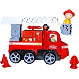 Caillou Lights and Sounds Fire Truck