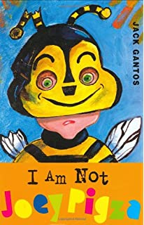 boy in bumblebee costume book cover