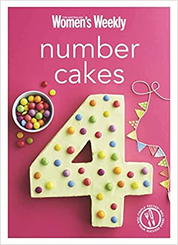Number Cakes Classic Birthday Party Treats For Boys And Girls Young Old The Australian Womens Weekly Minis Paperback 5 Aug 2013