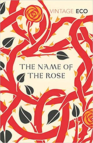 Image result for The Name of the Rose by Umberto Eco