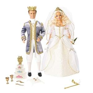 Amazon.es: Barbie H7451 - la novia del Príncipe y la