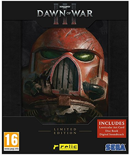 Warhammer 40,000: Dawn of War III - Limited Edition (PC) UK IMPORT REGION FREE