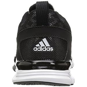 adidas Originals Men's Freak X Carbon Mid Cross Trainer, Black/Carbon Met. White, (12 M US)