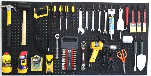 WallPeg Garden Tool Holder & Pegboard Tool Storage AM 242+044B-3 by WallPeg (Image #2)