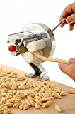 Little Mama Gnocchetti/Cavatelli Pasta Machine, Gnocchi Maker Ridged Conch Pasta Machine