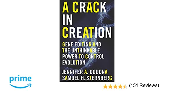 Amazoncom A Crack In Creation Gene Editing And The Unthinkable - 20 funniest reviews ever written amazon 6 cracked